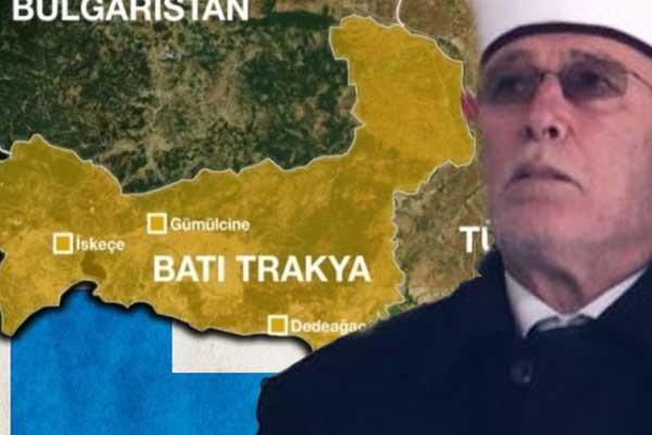 Müftü İbrahim Şerif, Gümülcine Türk azınlığı tarafından seçilen bir dini temsilci...